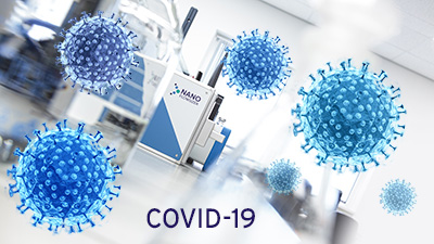 NanoFlowSizer involved in vaccine production