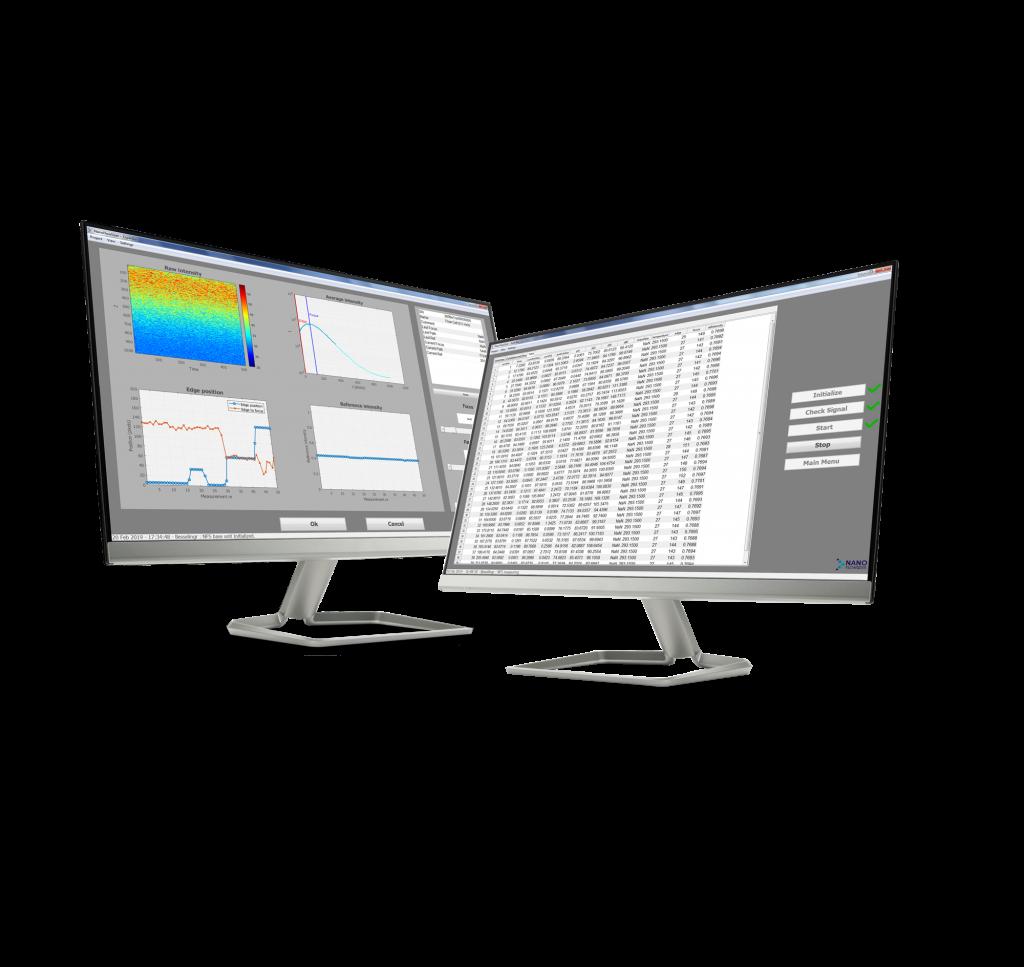 Xspergo-software-nanoflowsizer-particle-size-analyzer