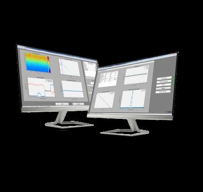 beeldschermen - Nanoflowsizer