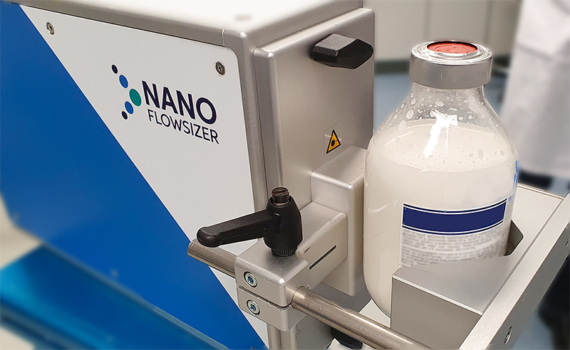 nanoflowsizer-propofol-realtime-nanoparticle-sizing
